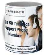 Sage Customer Support Number Usa  Coffee Mug