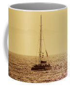 Sailing In The Sunlight Coffee Mug