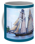 Sailing With Pride Coffee Mug