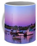 Sakonnet Point Boats Coffee Mug