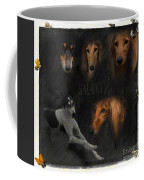 Salukis No 03 Coffee Mug