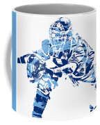 Salvador Perez Kansas City Royals Pixel Art 1 Coffee Mug