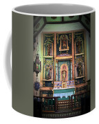 San Gabriel Mission No. 2, High Altar Coffee Mug