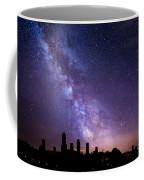 San Gimignano Stars Coffee Mug by Scott Kemper