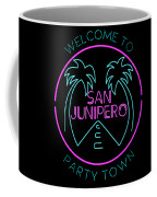 San Junipero Coffee Mug