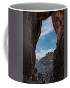 San Rafael Canyon Cave Coffee Mug