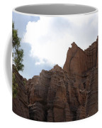 Sandstone Hoodoos Coffee Mug