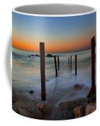 Santa Monica Sunrise Coffee Mug