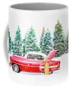 Santa's Other Sleigh Coffee Mug