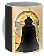 Savannah Exchange Bell Coffee Mug