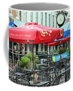 Savannah Join Us Out Here Coffee Mug