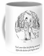 Savor The Moment Coffee Mug