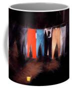 Scarecrows Dream Coffee Mug by Wayne King