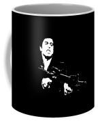 Scarface Minimalistic Pop Art Coffee Mug