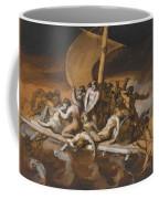 Scene Of Cannibalism For The Raft Of The Medusa Coffee Mug