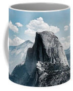 Scenic View Of Rock Formations, Half Coffee Mug