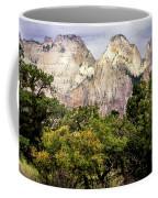 Scenic Zion - Mount Carmel Highway Drive 4 Coffee Mug