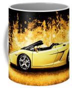 Scorcher Coffee Mug