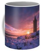 Scrabo Winter Sunrise Coffee Mug