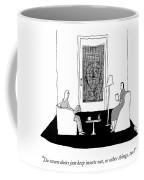 Screen Doors Coffee Mug