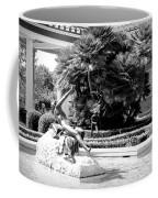 Sculpture Getty Villa Black White  Coffee Mug