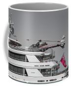 Sea And Air Turks And Caicos Coffee Mug