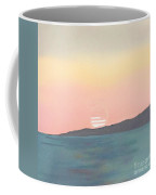 Sea Sunset  Coffee Mug