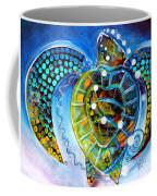 Sea Turtle Says Coffee Mug