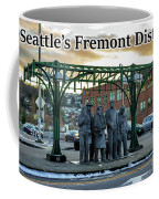 Seattle's Fremont District  Coffee Mug