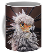 Secretary Bird Coffee Mug