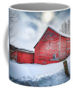 See Red. Coffee Mug by Kendall McKernon