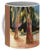 Seeking Shade Coffee Mug