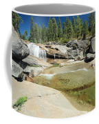 Sekani Nirvana  Coffee Mug by Sean Sarsfield