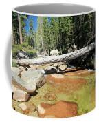 Sekani Treewalker Coffee Mug by Sean Sarsfield