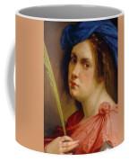 Self Portrait As A Female Martyr 1615 Coffee Mug