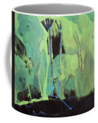 Self-portrait By A River Coffee Mug