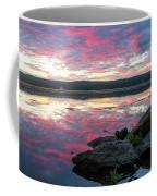 September Dawn At Esopus Meadows I - 2018 Coffee Mug