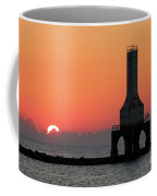 September Sunrise In Port Washington 1 Coffee Mug