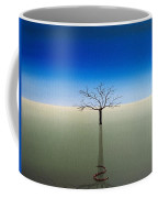 Shadow Of Asclepius Coffee Mug by Kevin Daly