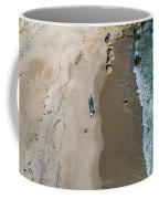 Shadows Of Love Coffee Mug by Michael Hughes