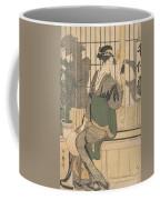 Shadows On The Shoji Coffee Mug