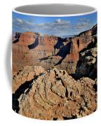 Shafer Canyon In Canyonlands Np Coffee Mug
