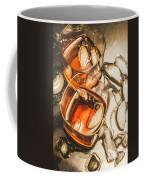 Shaken Not Stirred Coffee Mug