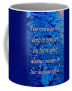 Shallow End Coffee Mug