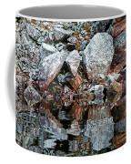 Shawanaga Rock And Reflections Vi Coffee Mug