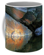 Shawanaga Rock And Reflections Xi Coffee Mug