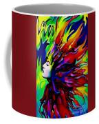 She Transcends Coffee Mug
