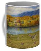 Shenandoah Valley Hawk Coffee Mug