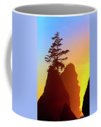 Shi Shi Sea Stacks Coffee Mug