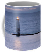 Shining Light Coffee Mug by Fran Riley